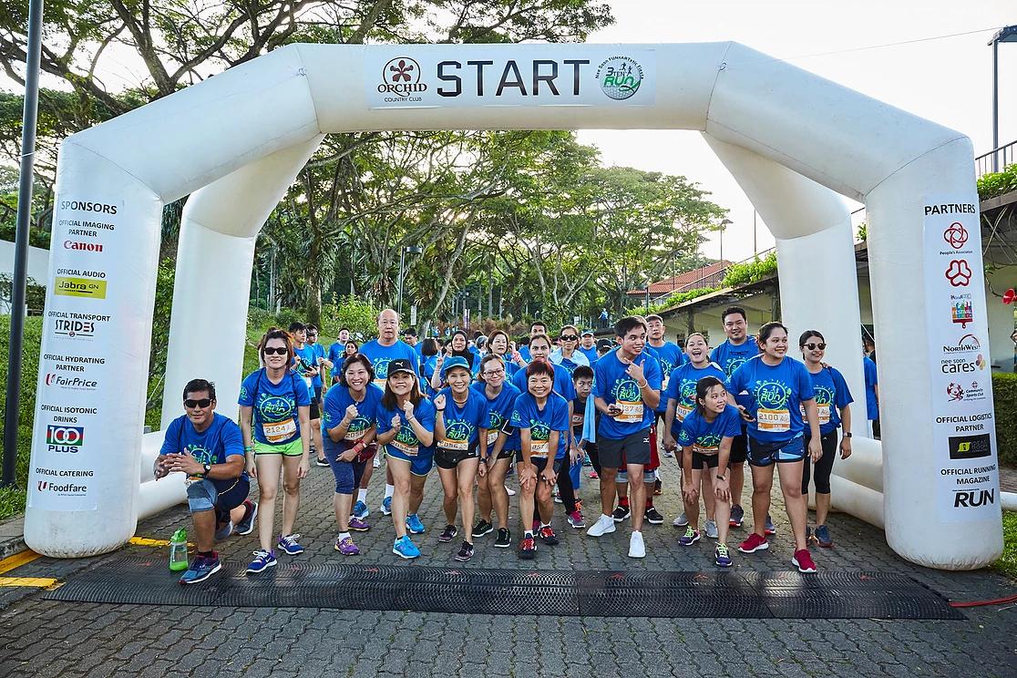 marathons runs in 2019 singapore nee soon funtartstic 3ten run
