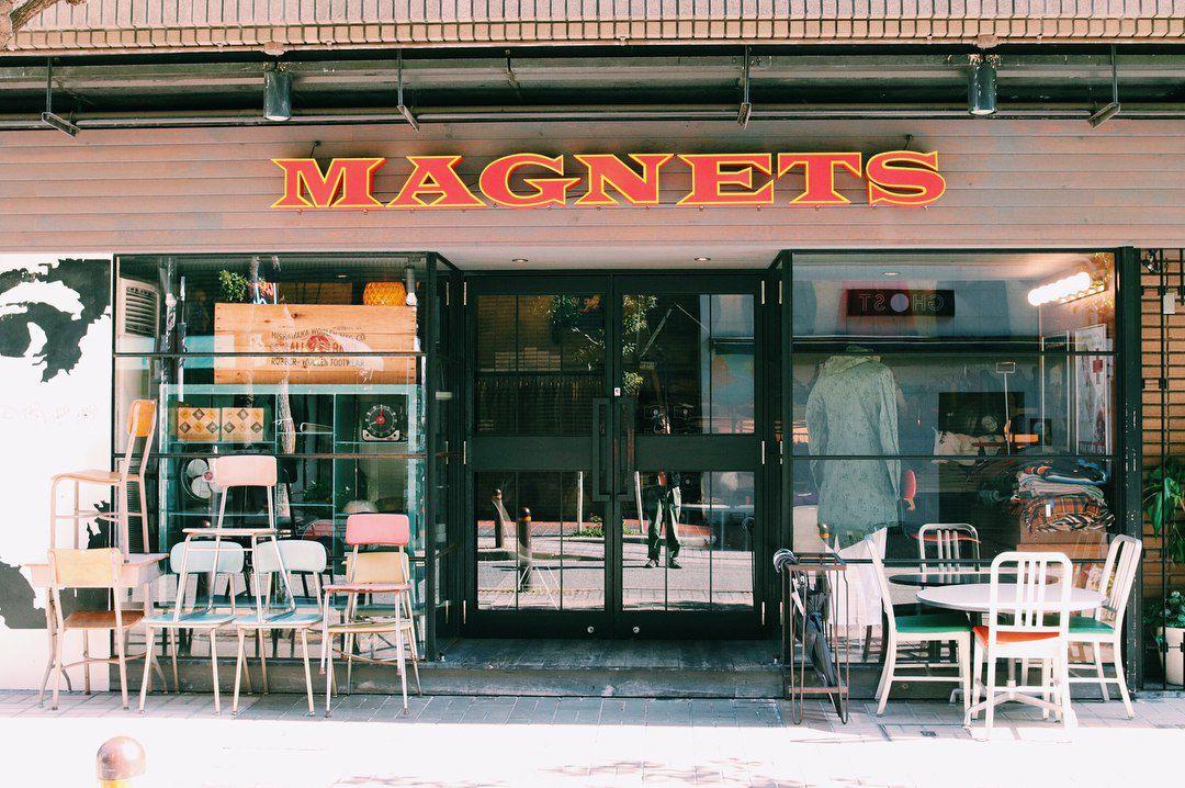 magnet osaka thrift stores