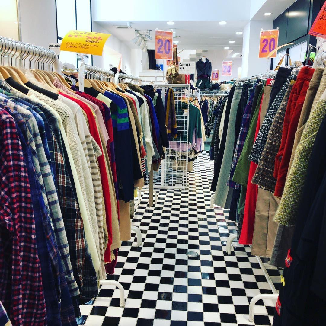 palstock osaka thrift store