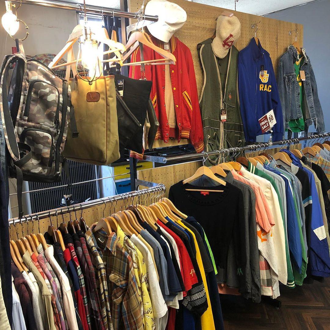 next51 osaka vintage thrift store