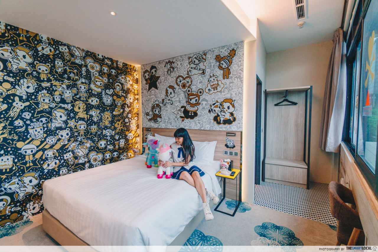 Tokidoki The Quay Hotel Singapore