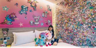 Tokidoki hotel SIngapore
