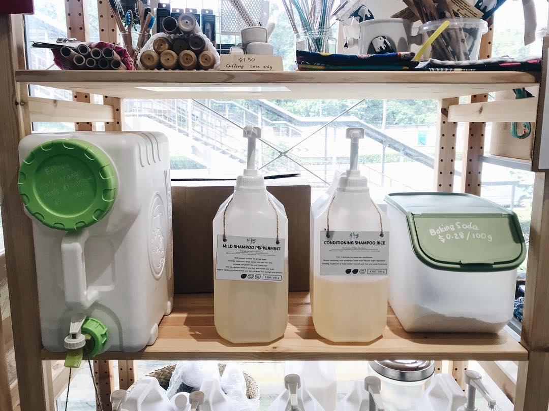 Zero-Waste Stores in Singapore - Eco. Le