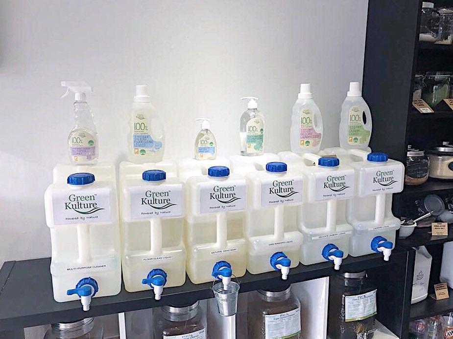 Zero-Waste Stores in Singapore - Unpackt