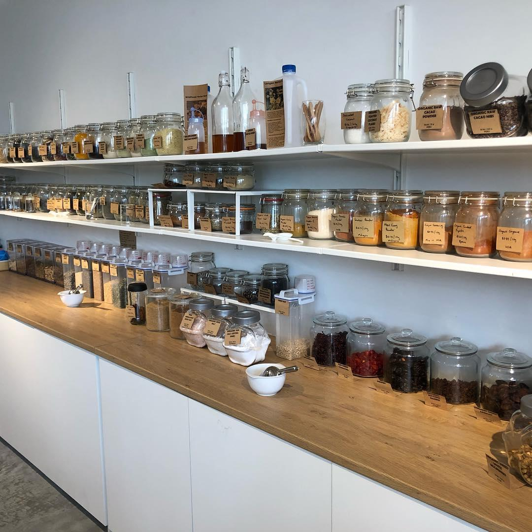 Zero-Waste Stores in Singapore - Unpackt