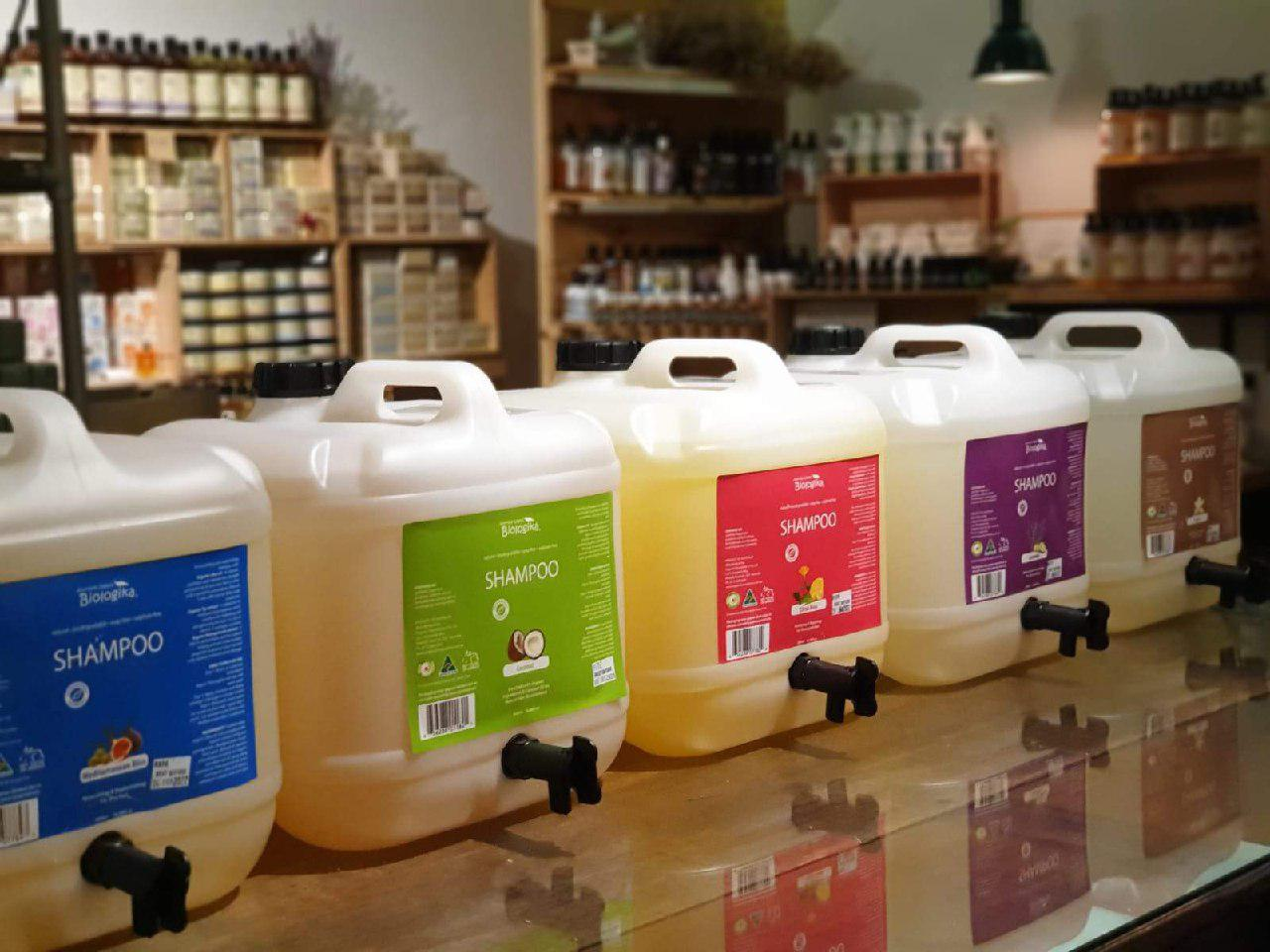 Zero-Waste Stores in Singapore - The Castile Soap Shop