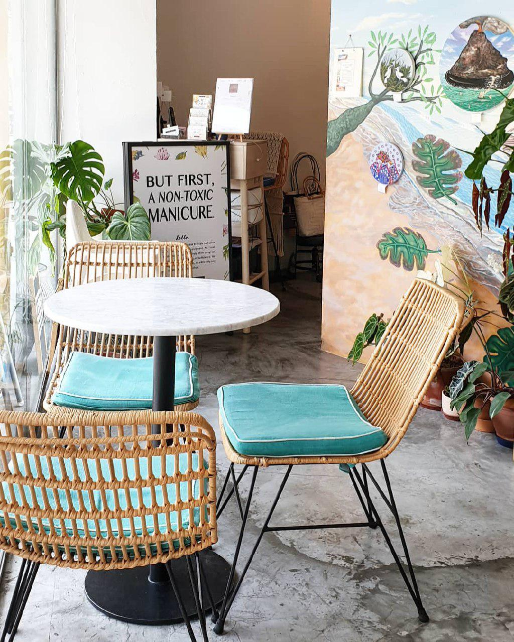 Zero-Waste Stores in Singapore - The Social Space