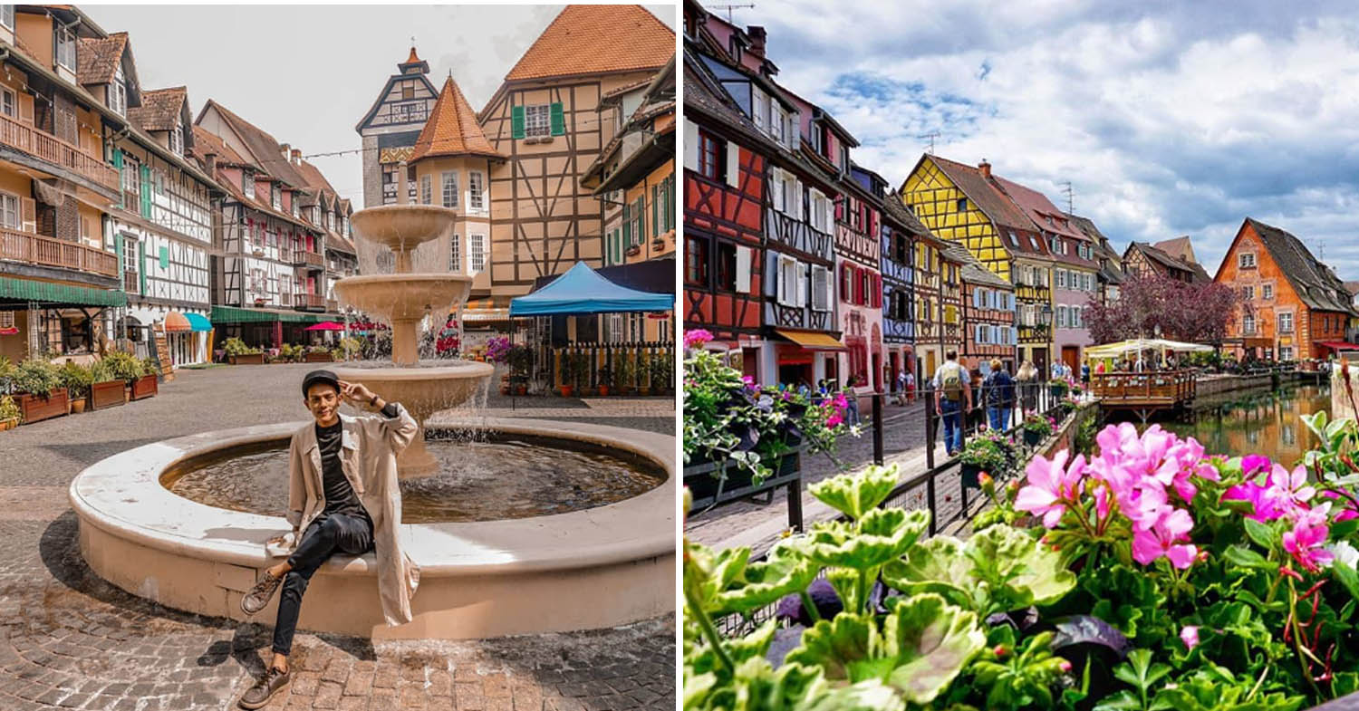 Colmar Tropicale and Colmar