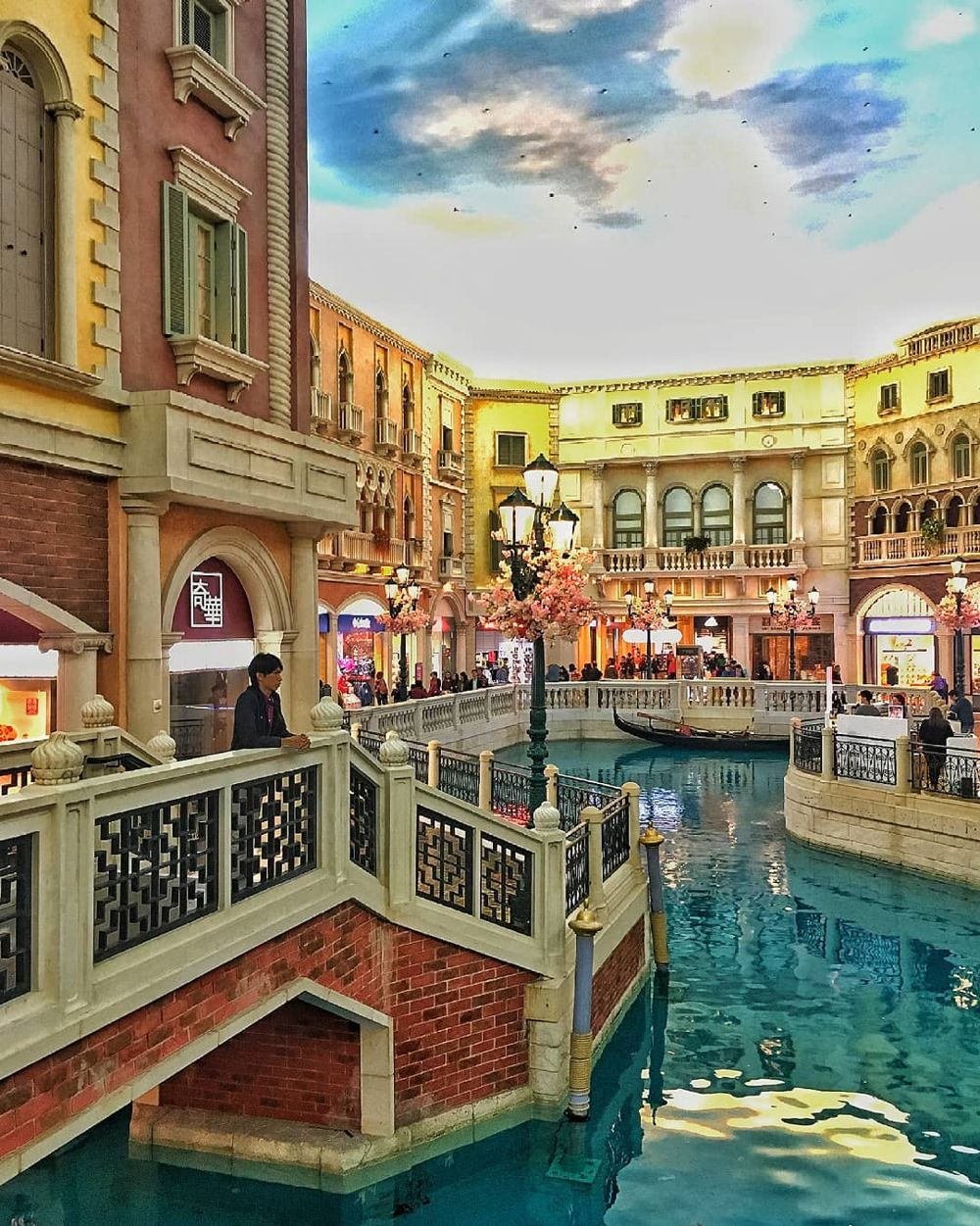 Grand Canal Shoppes Macau