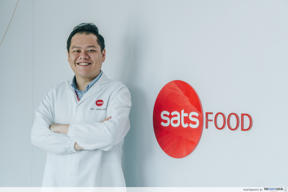 SATS Catering Operations