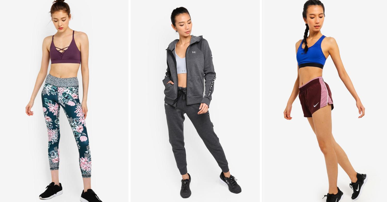 Activewear from ZALORA