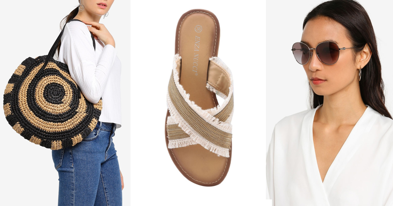 Summer accessories from ZALORA