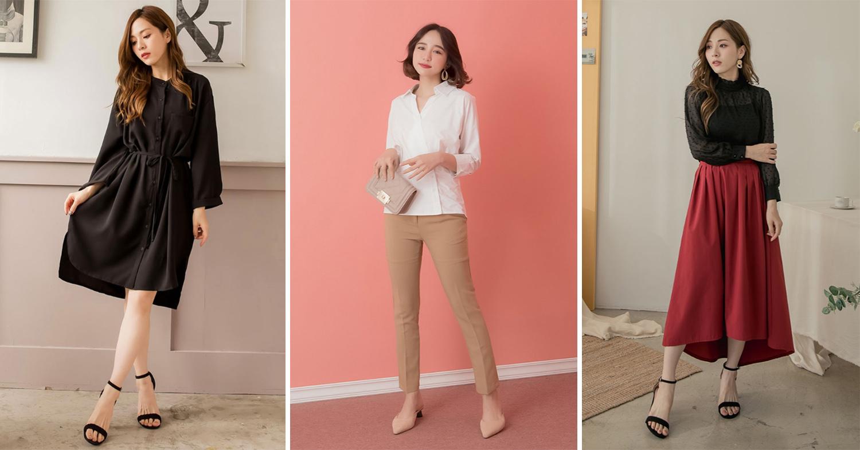 K-fashion outfits from ZALORA