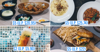 Suntec City Food Great Sedap Sale 2019