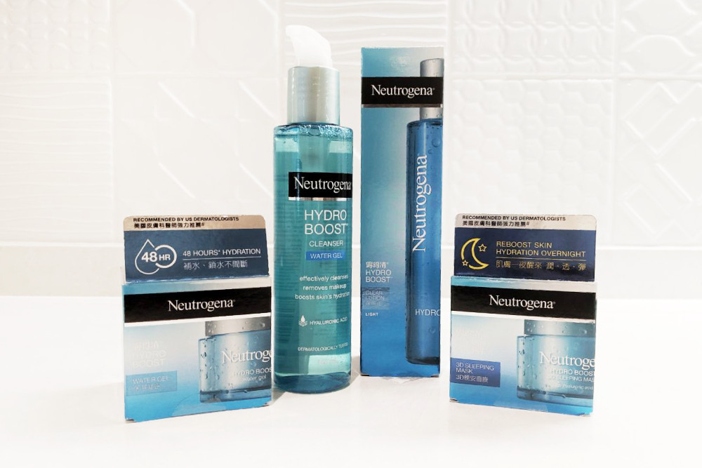 Johnson & Johnson - Neutrogena Bundle
