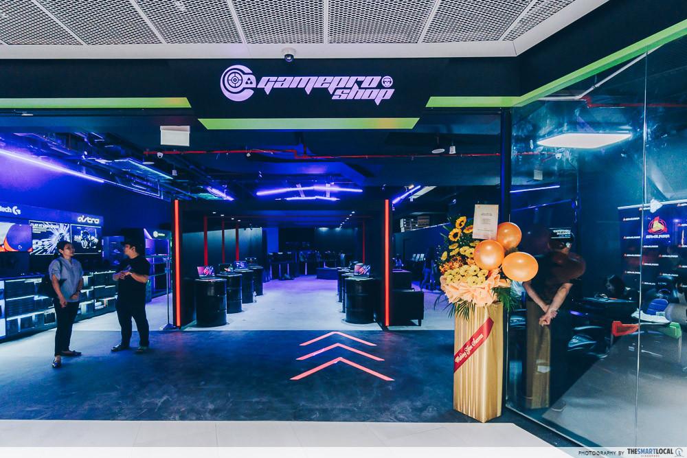 Gamepro Shop Funan
