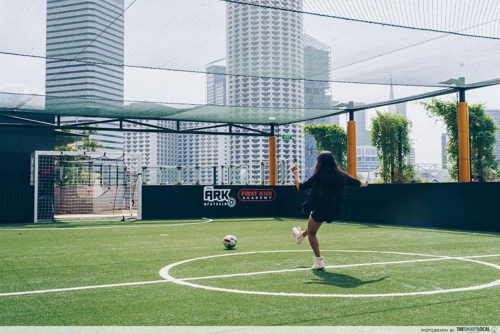 Funan futsal court
