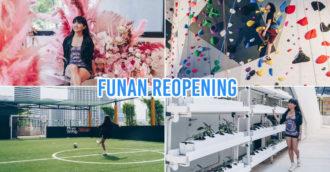 Funan Singapore