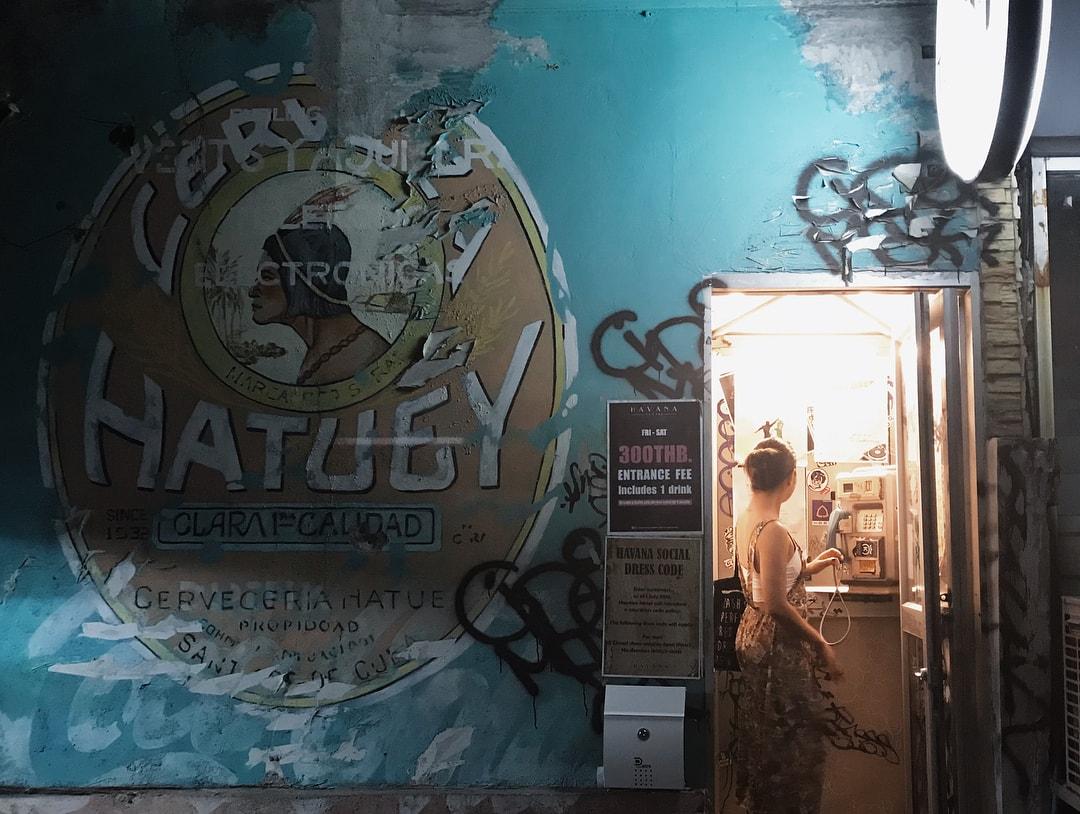 Havana Social - exterior