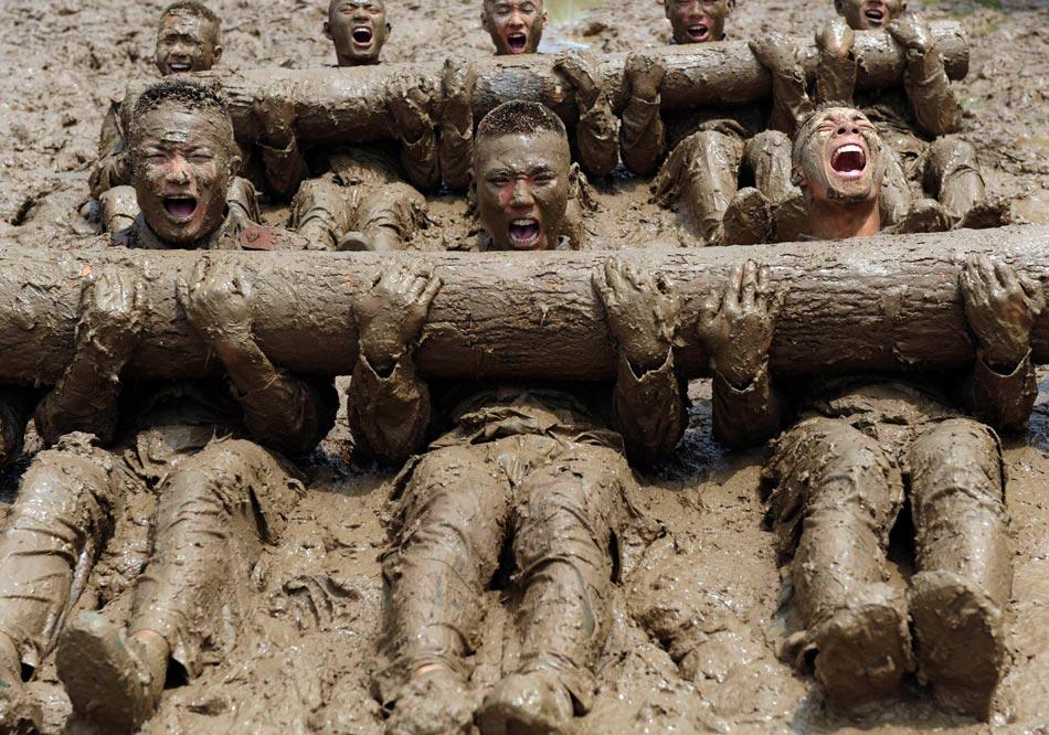 enjoy mud spa treatments