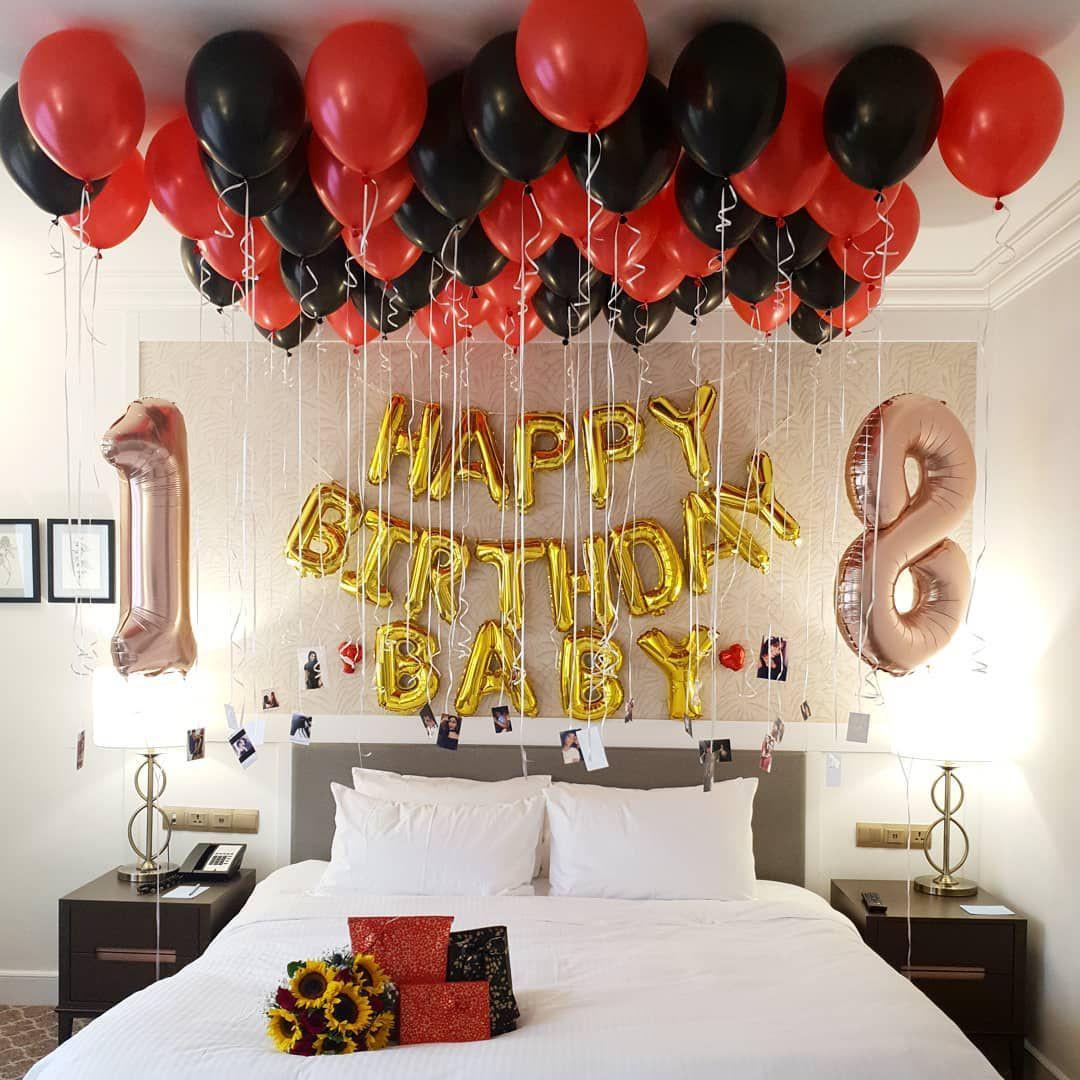 rendezvous hotel room birthday celebrations