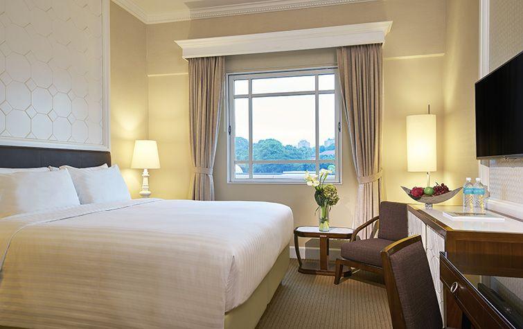 rendezvous hotel room deluxe room