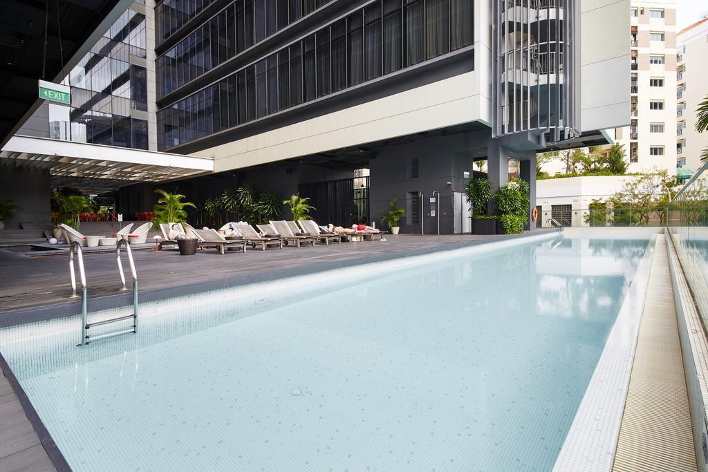 studio m swimming pool