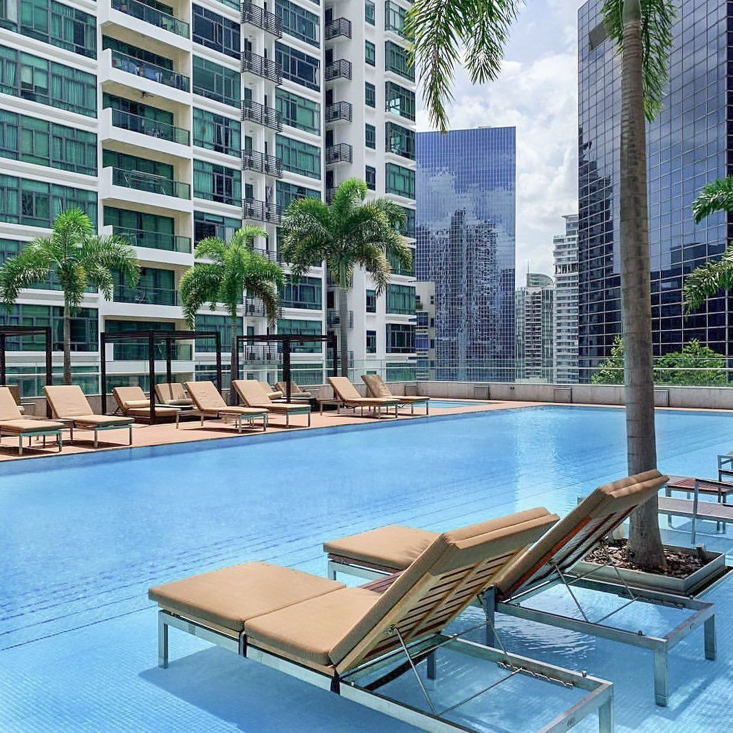 oasia hotel downtown pool swimming