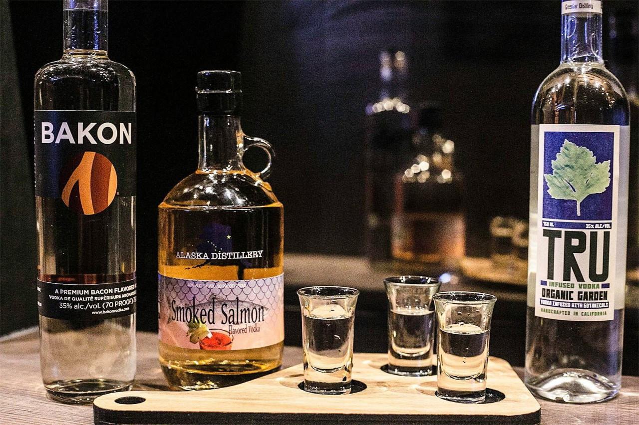 Bakon cocktail