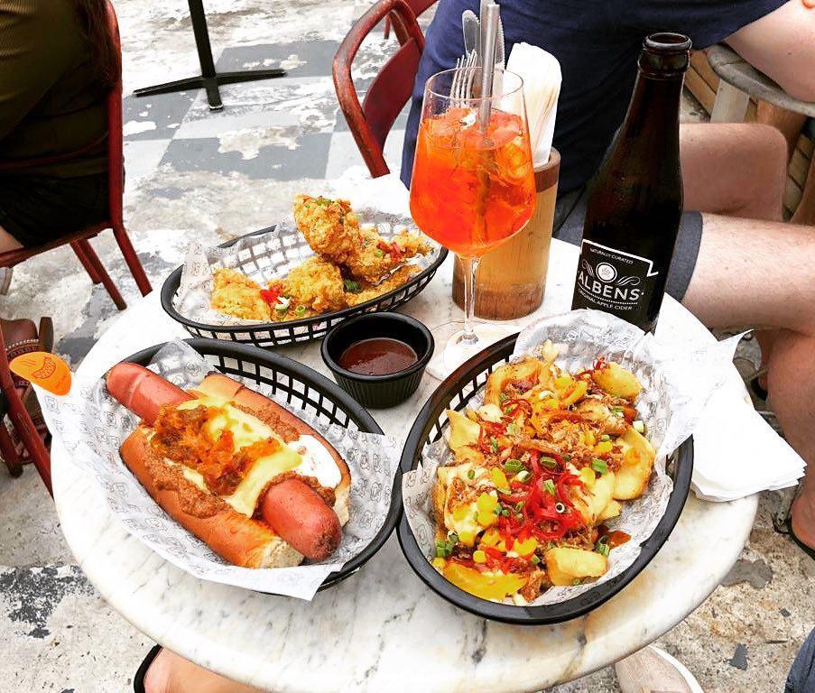 Hot Dog The Potato Head Folk