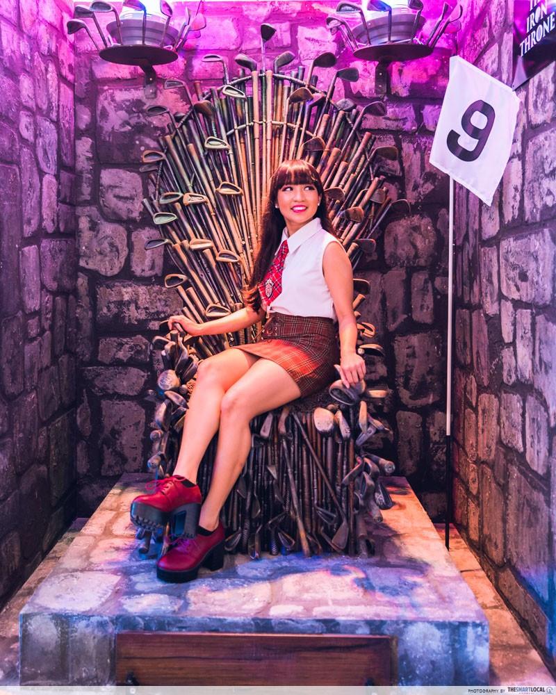 Game of Thrones Holey Moley