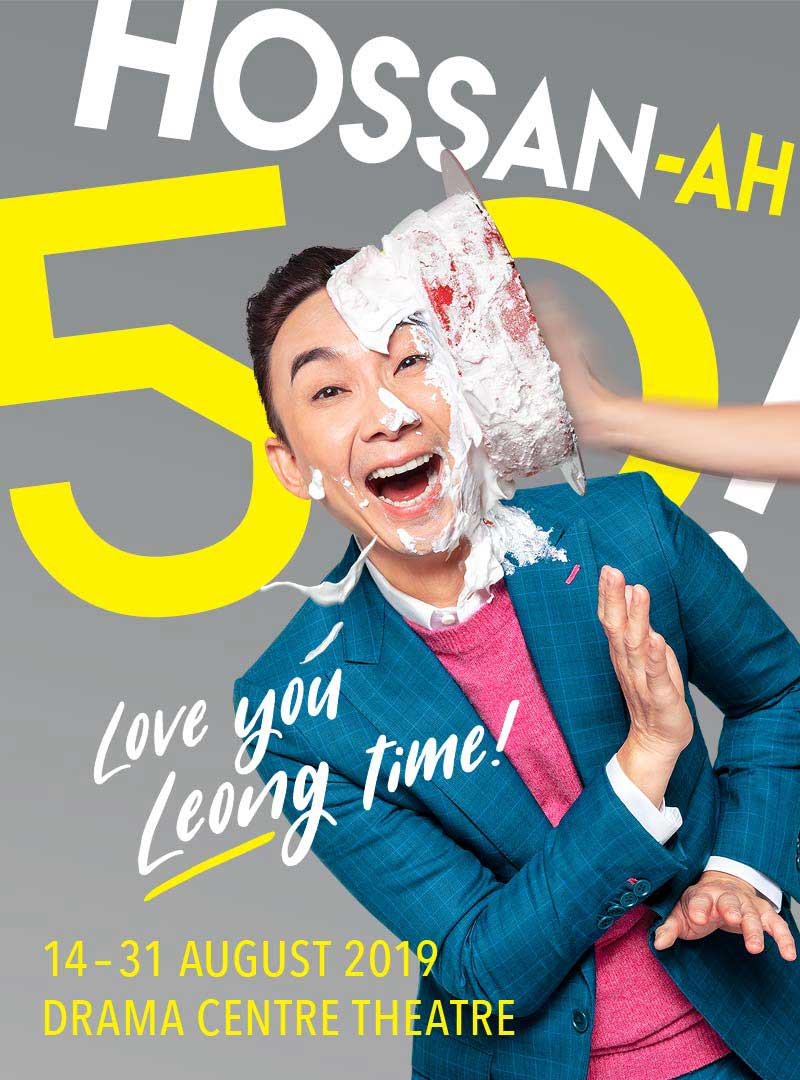 Hossan-AH 50! Love you LEONG Time!