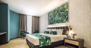 5 star hotel JB