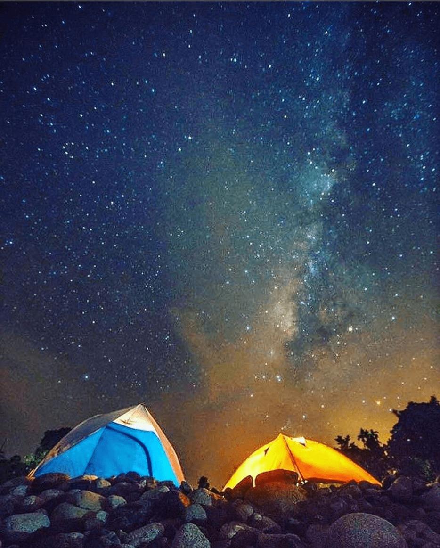 Polumpung Melangkap camping