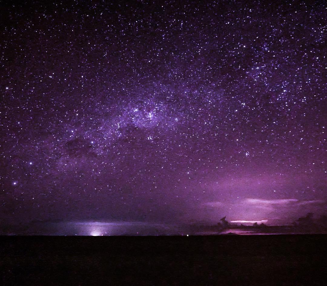 Mantanani Island stargazing