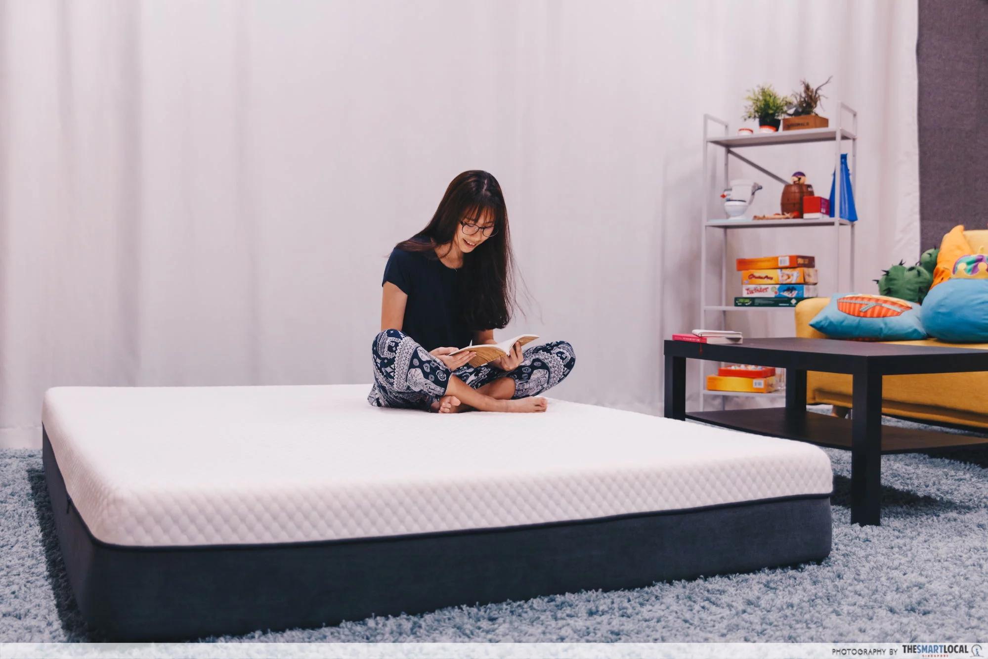 COURTS DBS mattress