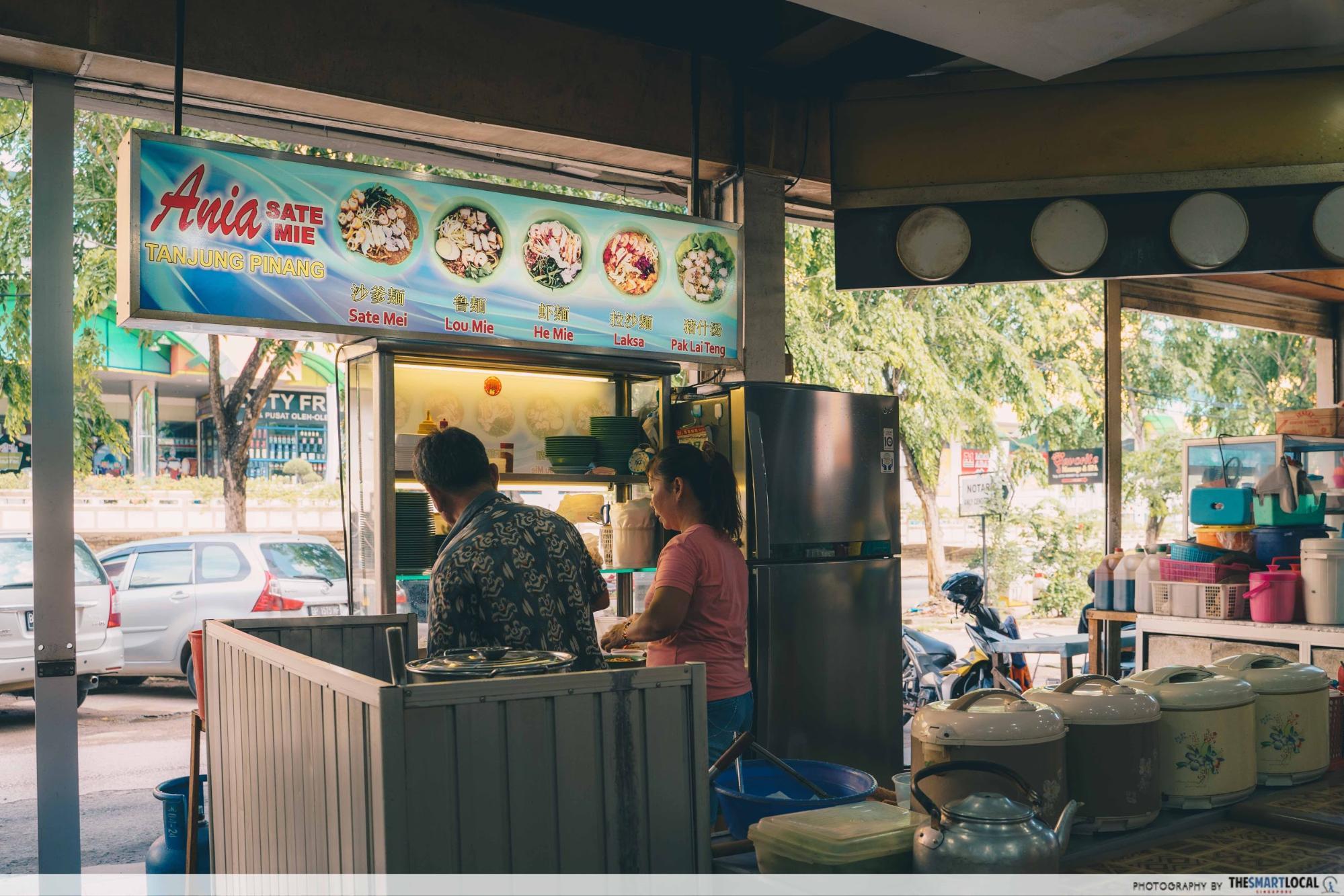 Eatern Food Court Batam