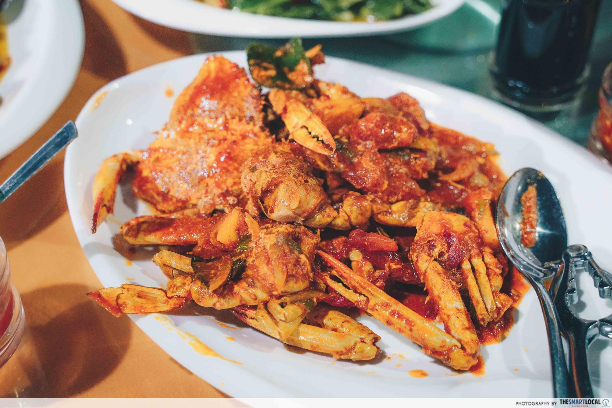Golden Fish Seafood Batam