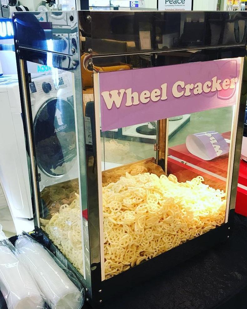 Wheel Crackers
