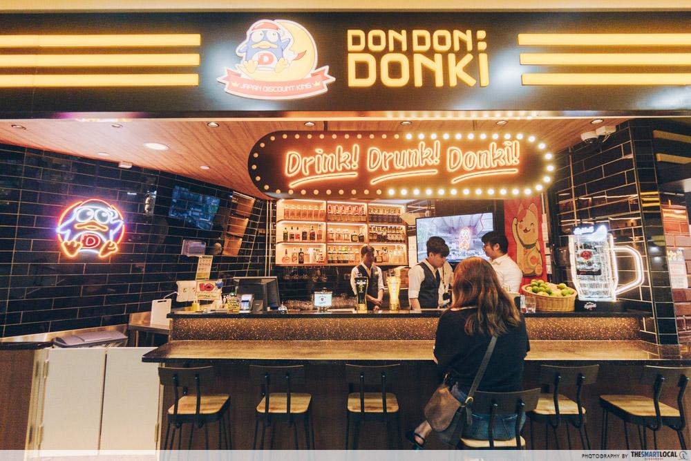 Donki bar