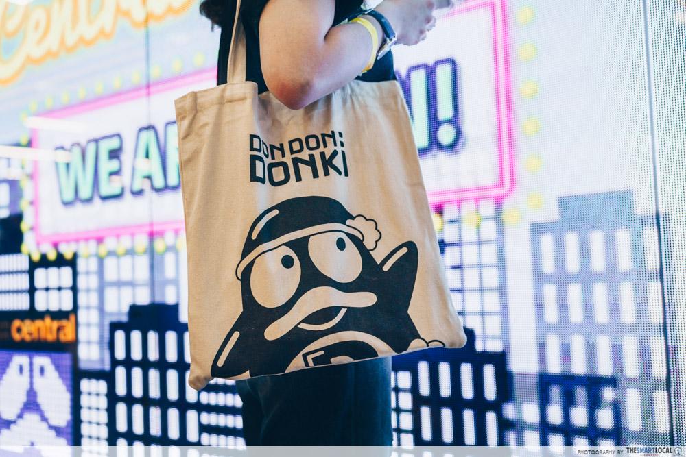 Donki - tote bag