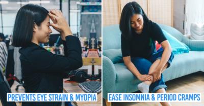 Eu Yang Sang TCM Acupressure Massage Quick Easy At Home Work Office