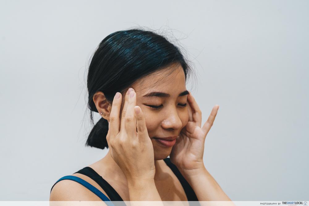 Eu Yang Sang TCM Acupressure Massage Temples
