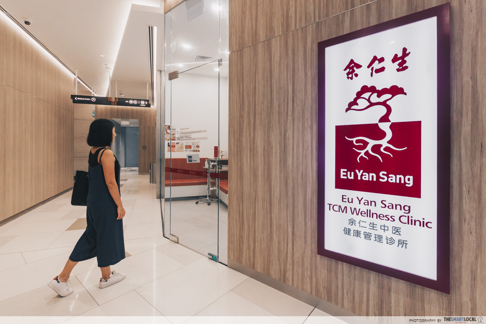 Eu Yang Sang TCM Clinic Novena Royal Medical Suites