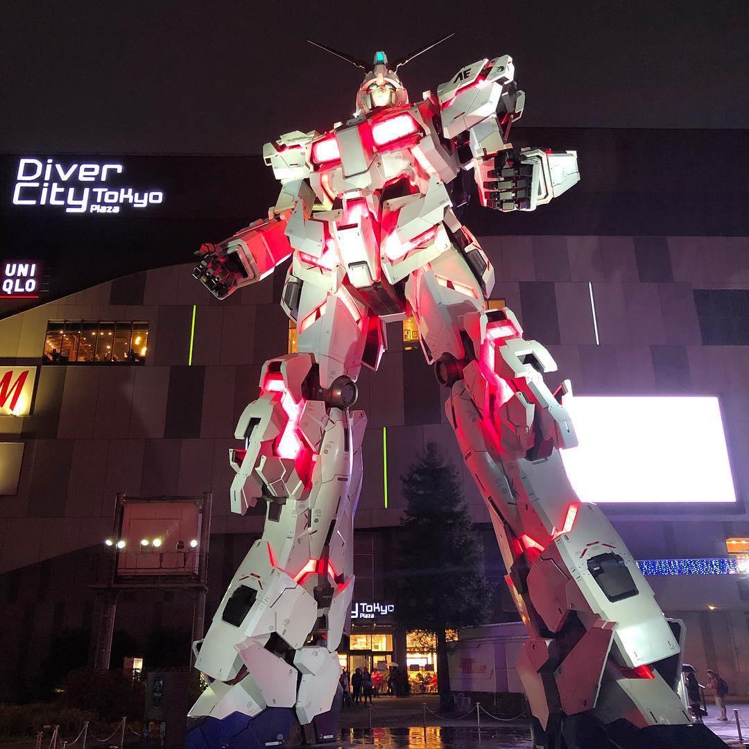 DiverCity Tokyo Plaza Gundam