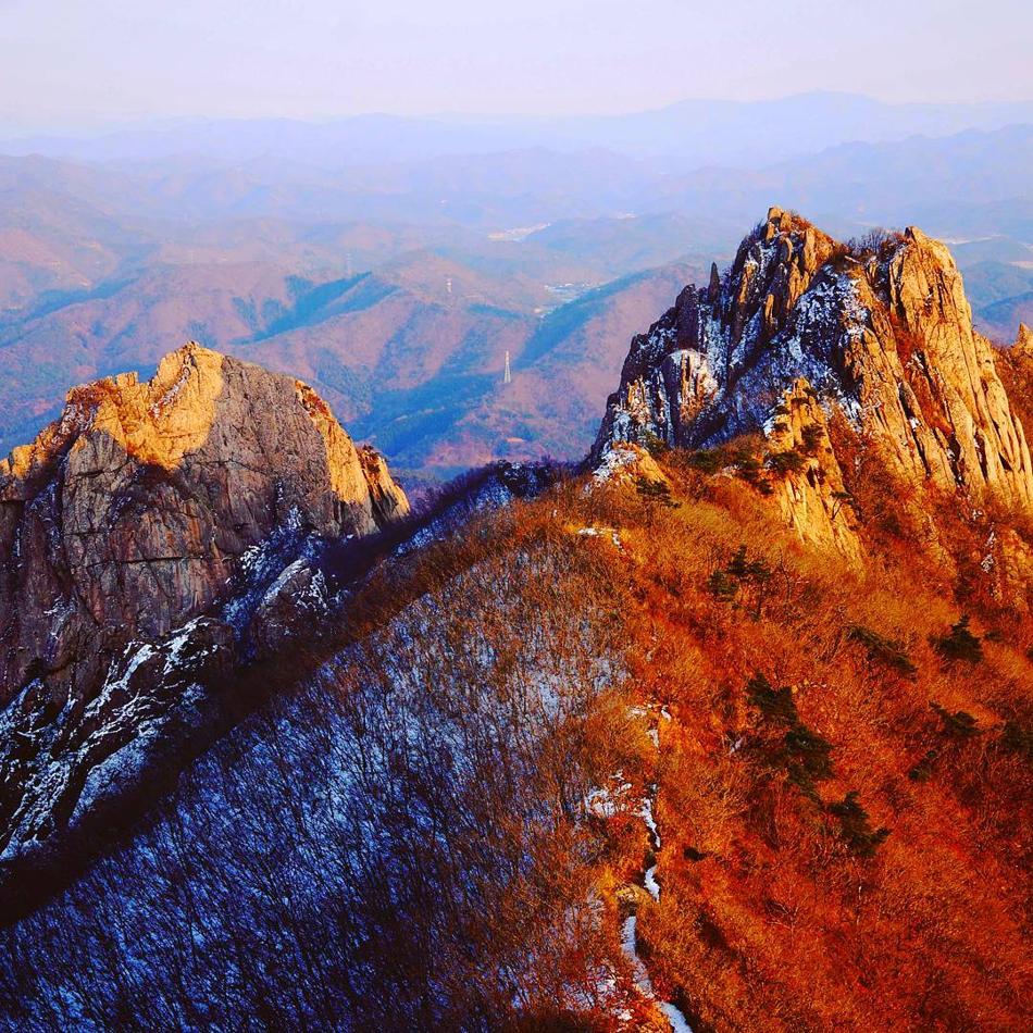 Wolchulsan, Yeongnam Gul