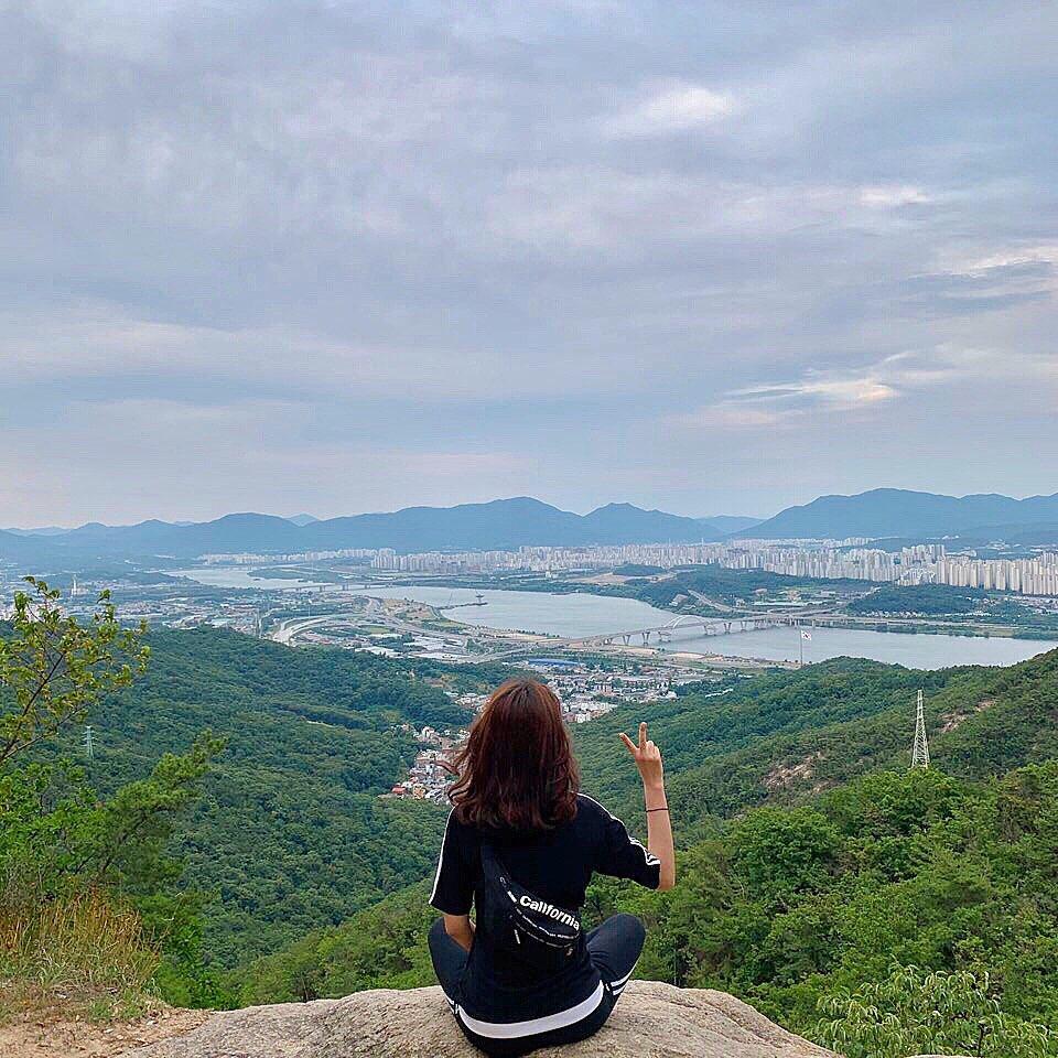 Yongmasan, Seoul