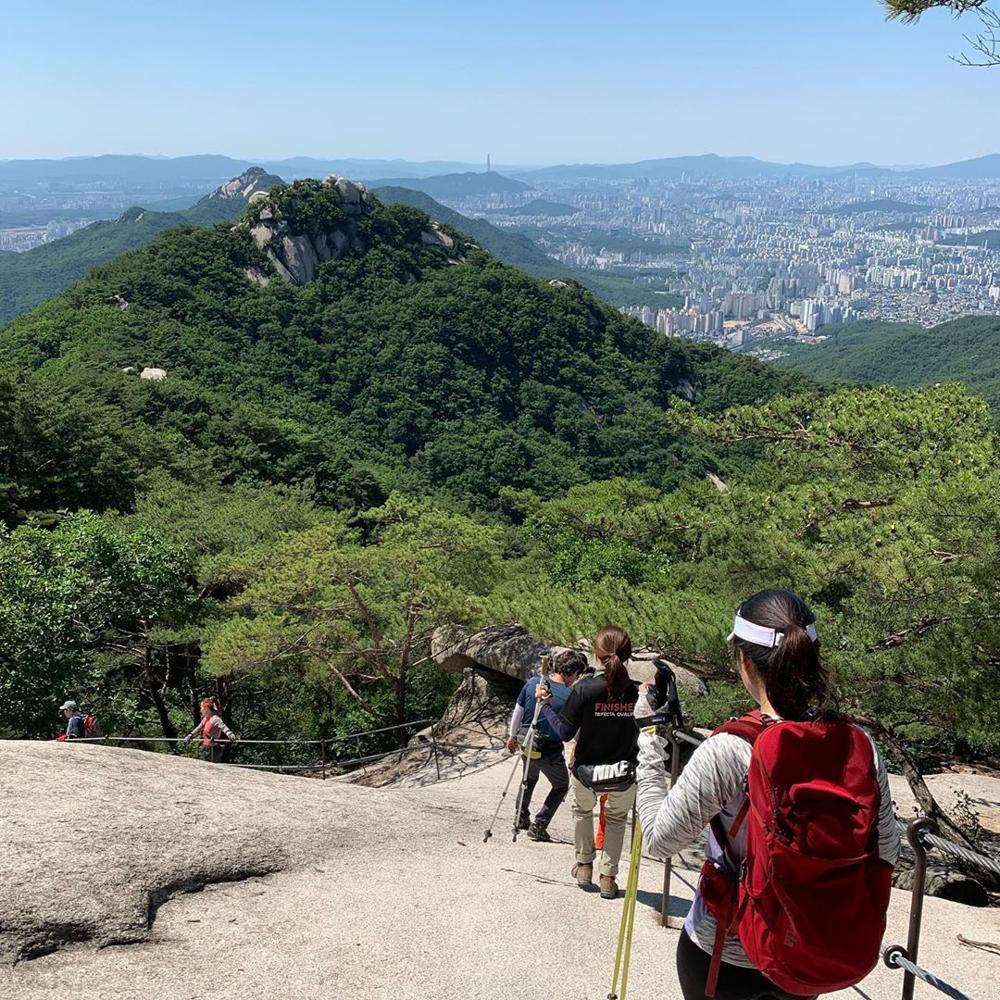 Suraksan, Seoul