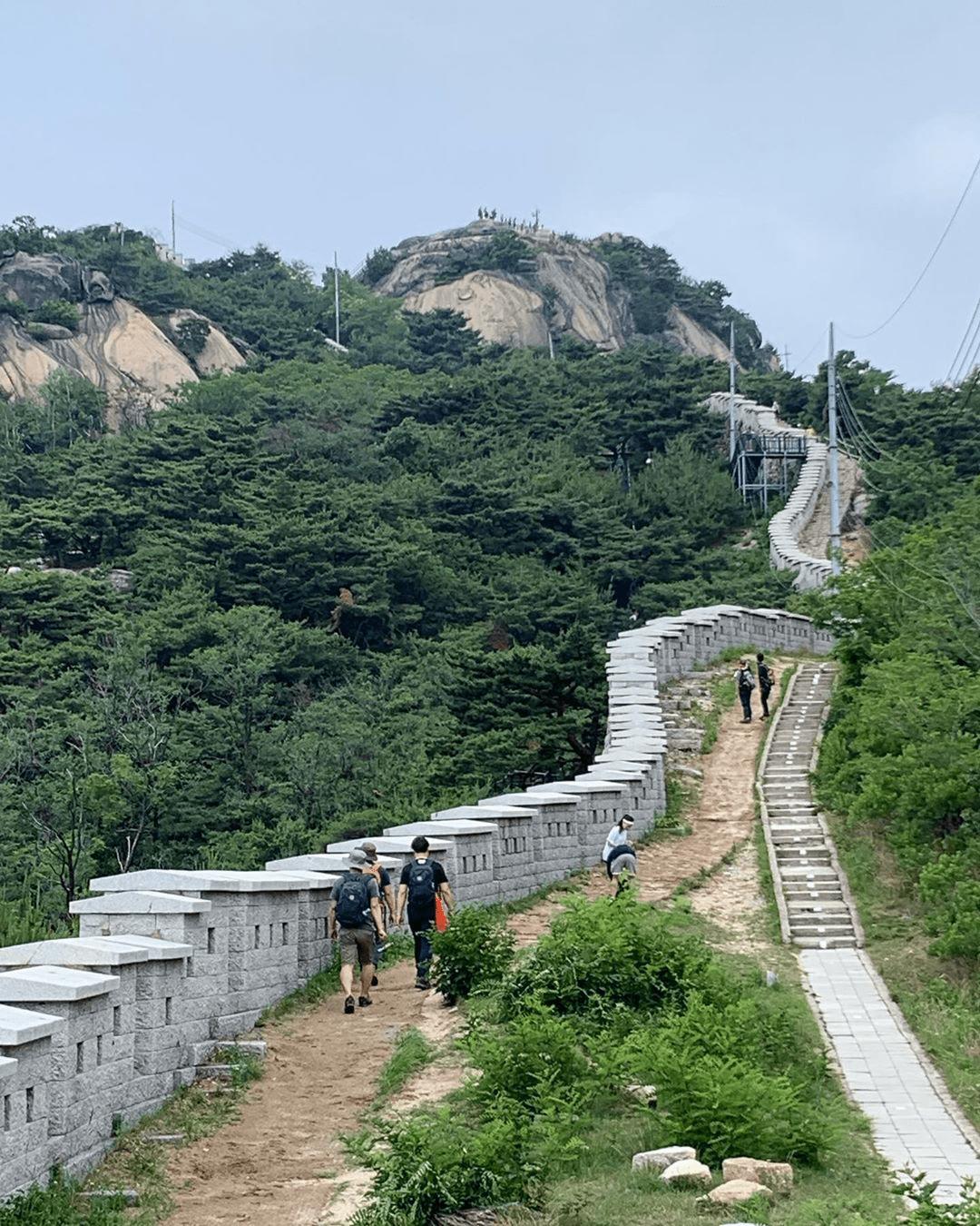 Inwangsan, Seoul