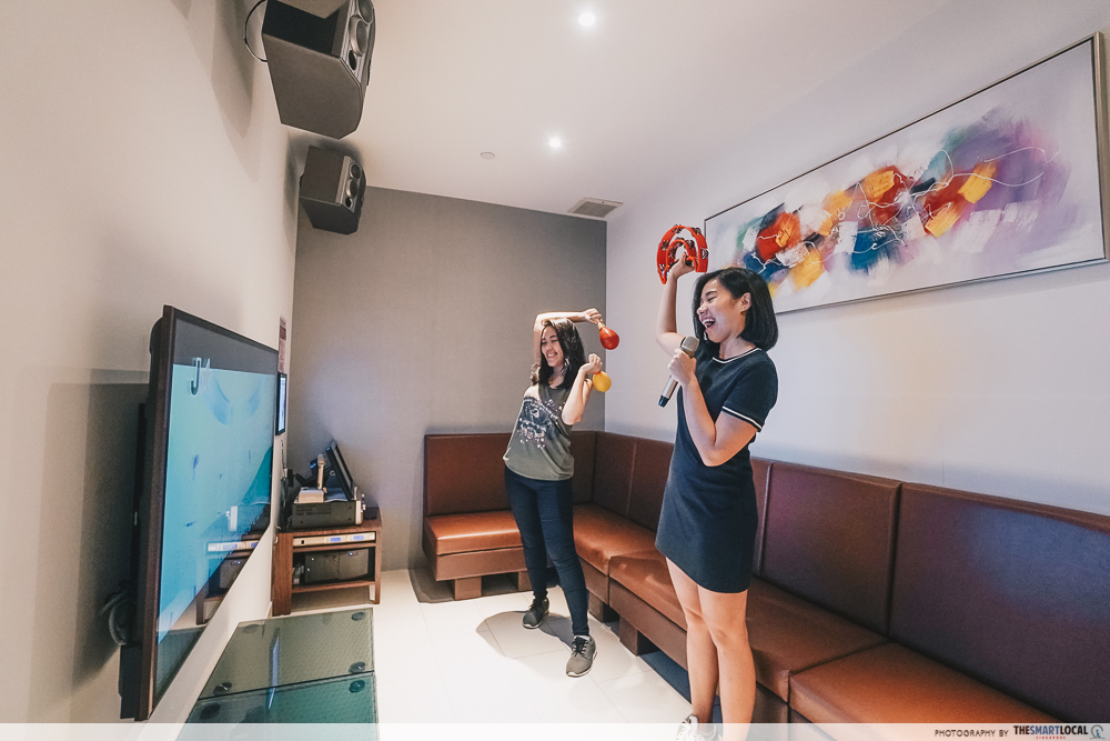 Karaoke North Singapore KTV Teo Heng Sembawang Shopping Centre